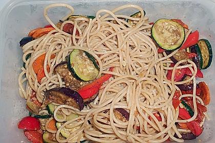 Antipasti - Spaghetti - Salat 11