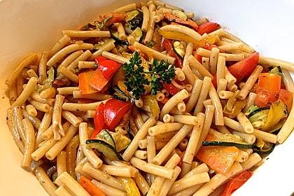Antipasti - Spaghetti - Salat 6