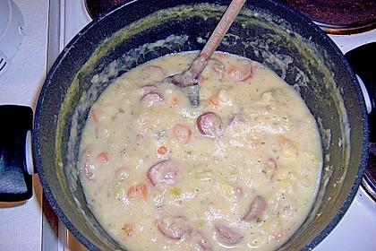 Einfache Kartoffelsuppe 20