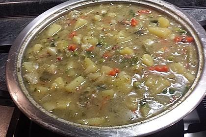 Einfache Kartoffelsuppe 21
