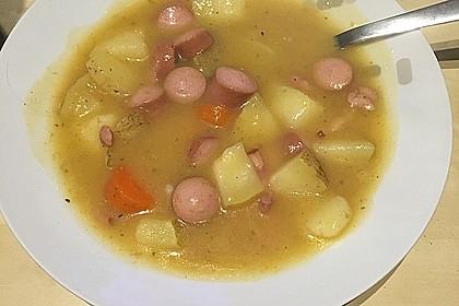 Einfache Kartoffelsuppe 9