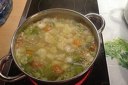 Einfache Kartoffelsuppe 12