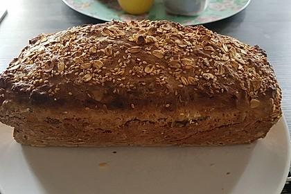 Einfaches Brot 52