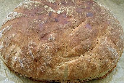 Einfaches Brot 16