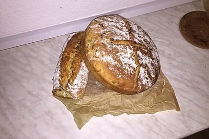 Einfaches Brot 21