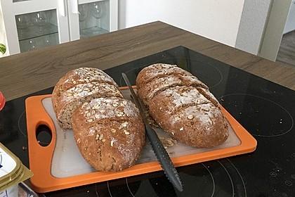 Einfaches Brot 40