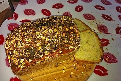 Einfaches Brot 85