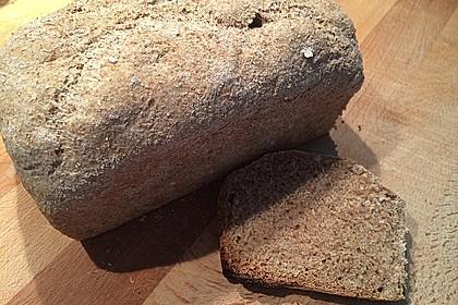 Einfaches Brot 22