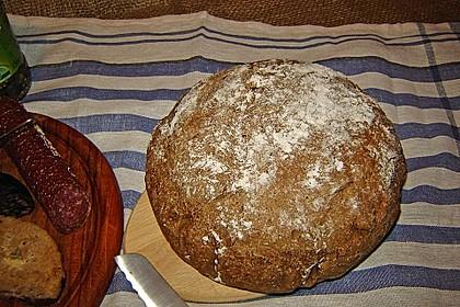 Einfaches Brot 7