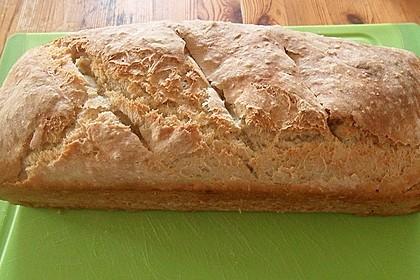 Einfaches Brot 17