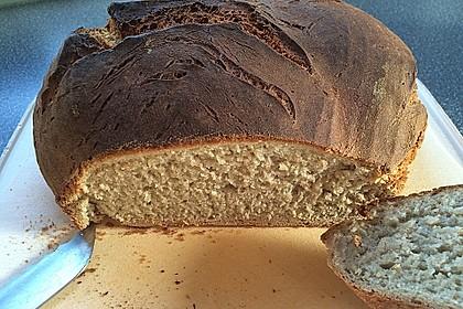 Einfaches Brot 36