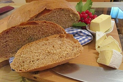 Einfaches Brot 9