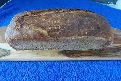 Einfaches Brot 80