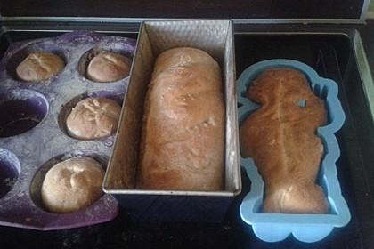 Einfaches Brot 62