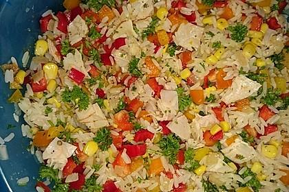 Reissalat ohne Mayonnaise 8