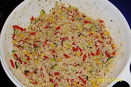 Reissalat ohne Mayonnaise 4
