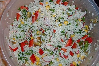 Reissalat ohne Mayonnaise 1