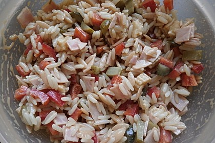 Reissalat ohne Mayonnaise 5