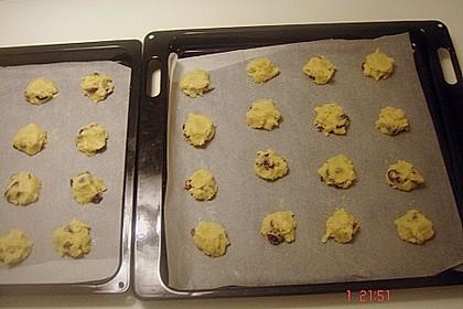 Macadamia - Cranberry Cookies 11