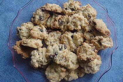 Macadamia - Cranberry Cookies 5
