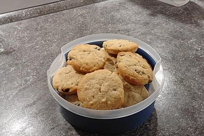 Macadamia - Cranberry Cookies 7