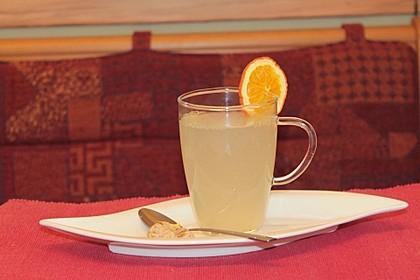 Ingwer - Tee 3