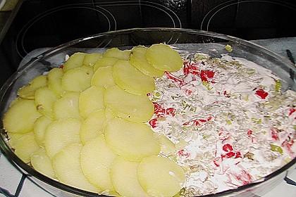 Hackfleisch - Kartoffelauflauf ulilalu 5