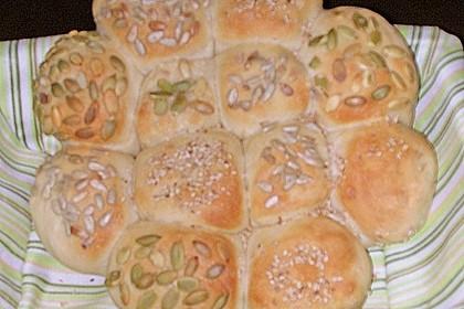 Frühstücks - Brötchen für Morgenmuffel 190