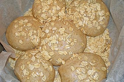 Frühstücks - Brötchen für Morgenmuffel 158