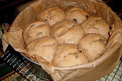 Frühstücks - Brötchen für Morgenmuffel 159