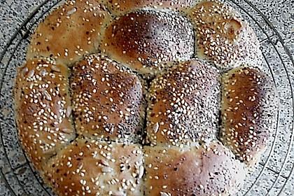 Frühstücks - Brötchen für Morgenmuffel 172