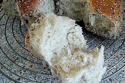 Frühstücks - Brötchen für Morgenmuffel 174