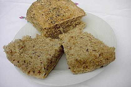 Frühstücks - Brötchen für Morgenmuffel 60