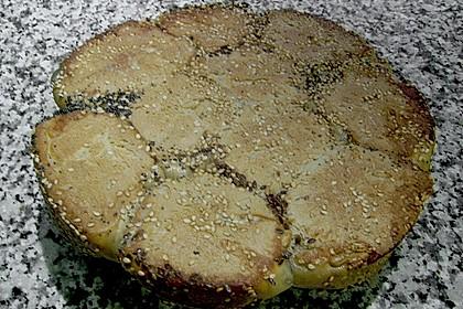 Frühstücks - Brötchen für Morgenmuffel 165