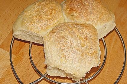 Frühstücks - Brötchen für Morgenmuffel 68