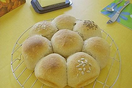 Frühstücks - Brötchen für Morgenmuffel 117