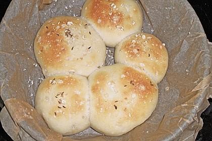 Frühstücks - Brötchen für Morgenmuffel 138
