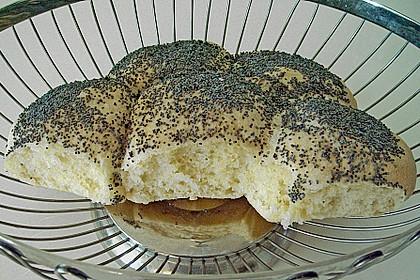 Frühstücks - Brötchen für Morgenmuffel 27