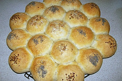 Frühstücks - Brötchen für Morgenmuffel 41