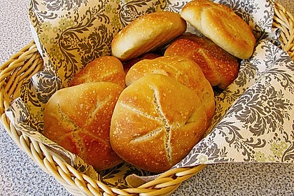 Frühstücks - Brötchen für Morgenmuffel 11