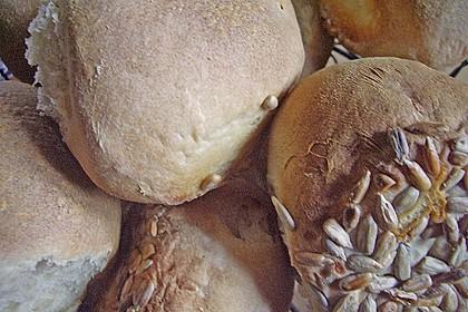 Frühstücks - Brötchen für Morgenmuffel 91