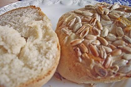 Frühstücks - Brötchen für Morgenmuffel 184