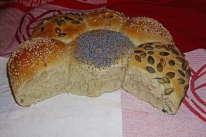 Frühstücks - Brötchen für Morgenmuffel 28