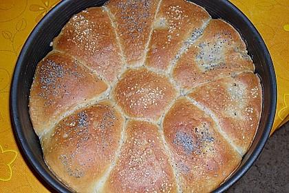 Frühstücks - Brötchen für Morgenmuffel 132
