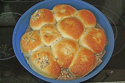 Frühstücks - Brötchen für Morgenmuffel 49