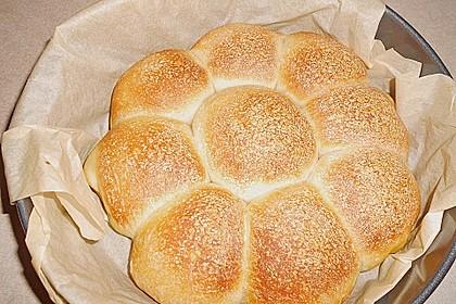 Frühstücks - Brötchen für Morgenmuffel 104