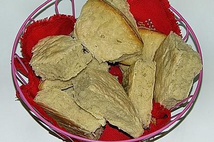 Frühstücks - Brötchen für Morgenmuffel 189