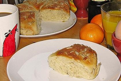 Frühstücks - Brötchen für Morgenmuffel 57