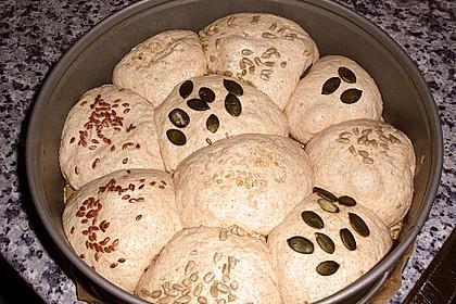 Frühstücks - Brötchen für Morgenmuffel 151