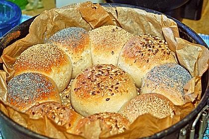 Frühstücks - Brötchen für Morgenmuffel 1